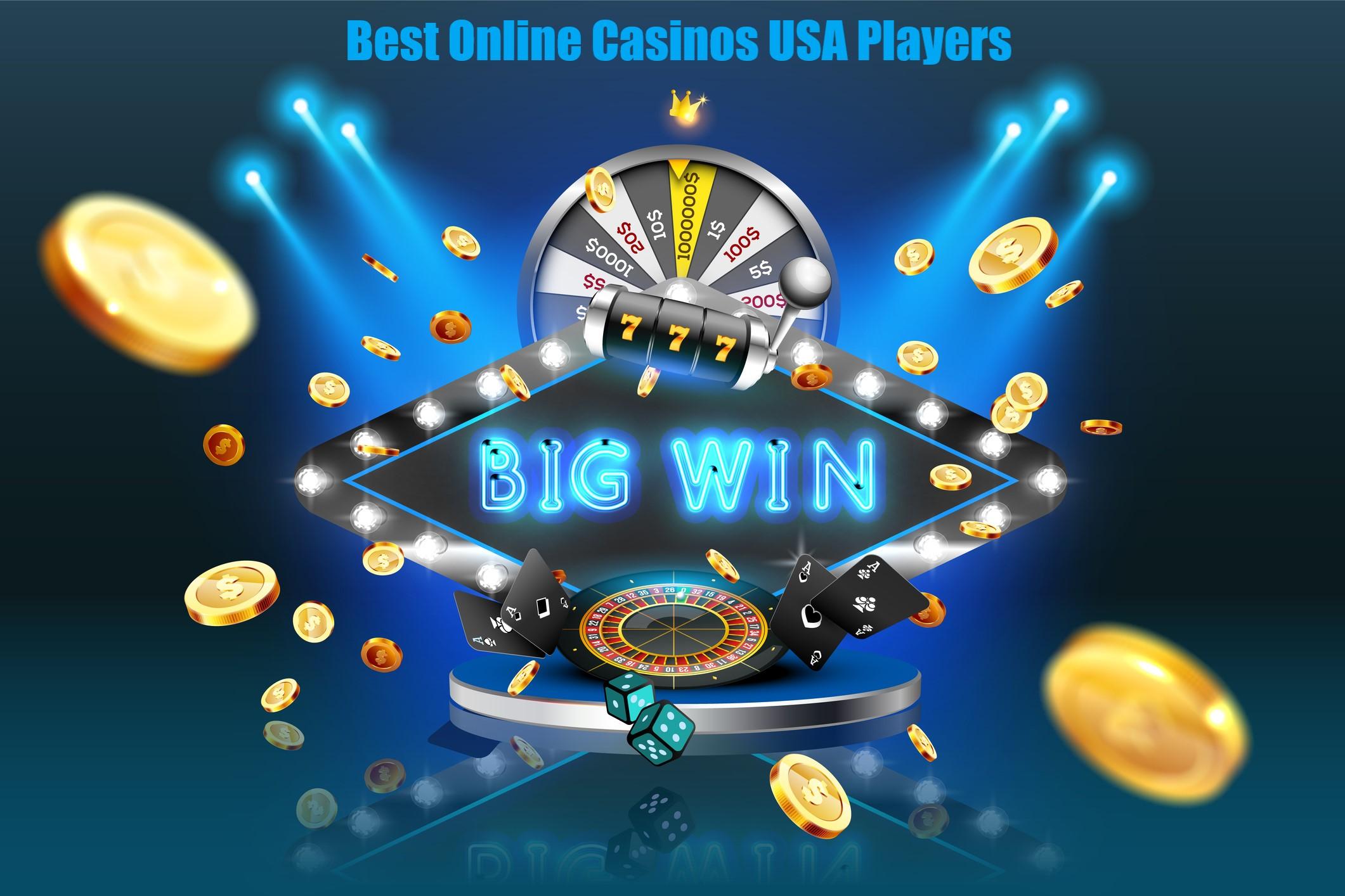 SlotMachinesUS.com – Best Online Casinos USA Players