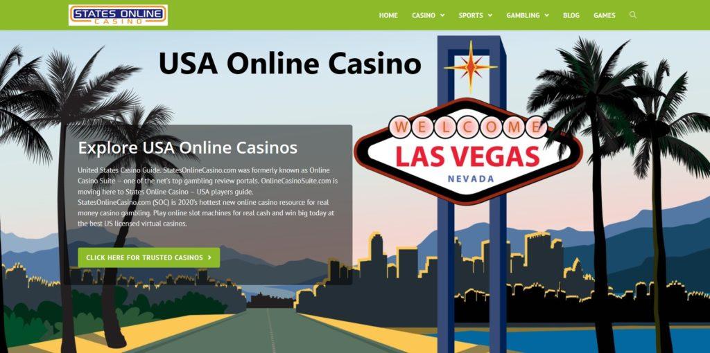 States Online Casino USA